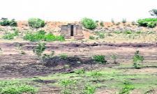 no water in ponds in rain season also