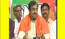 Ram Madhav slams KCR, says BJP is the onlyalternate in Telangana