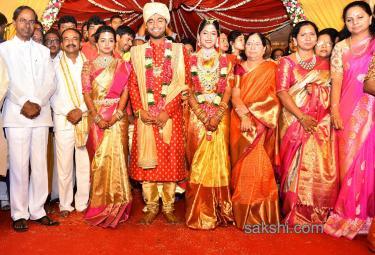 Ministar Etela Son Marriage At Hitex