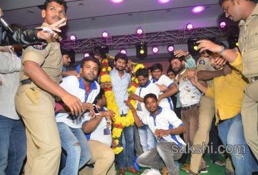 album ninnnu kori blockbuster celebrations in vijayawada