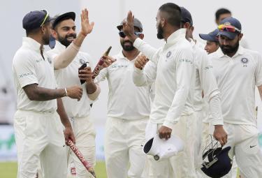 india vs srilanka 3rd test highlights